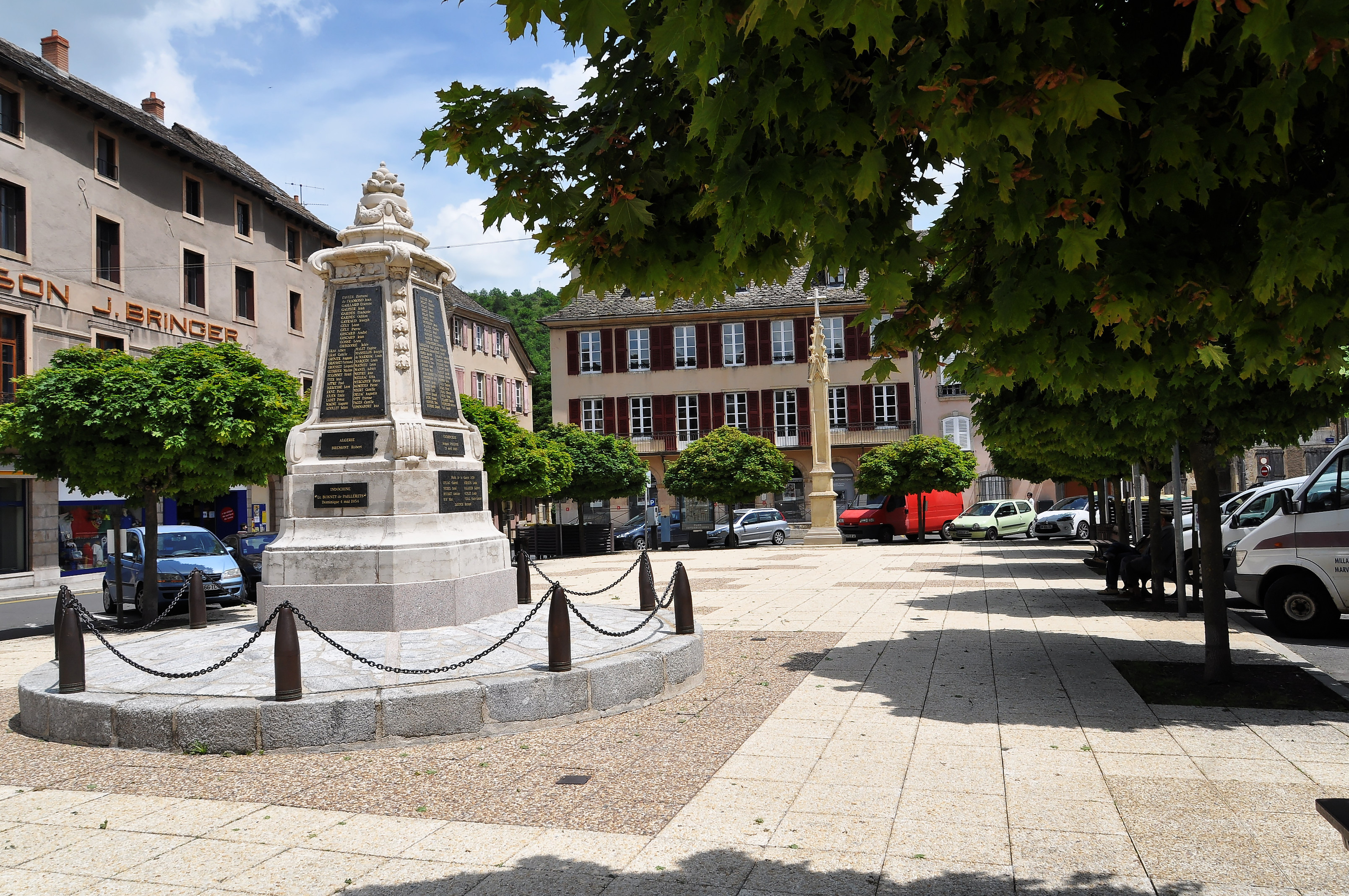 Place de Marvejols