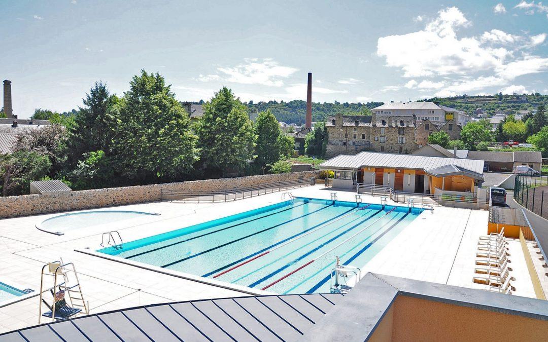 La piscine municipale ouvrira le 4 juillet !