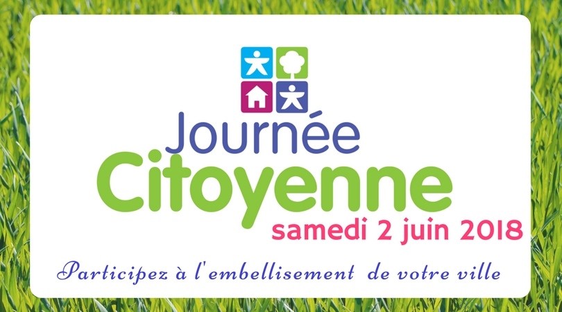 Journée citoyenne : participez à la 3e édition !