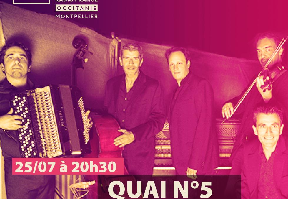 Le festival Radio France à Marvejols le 25 juillet !