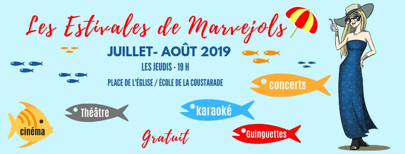 Les Estivales de Marvejols : demandez le programme !