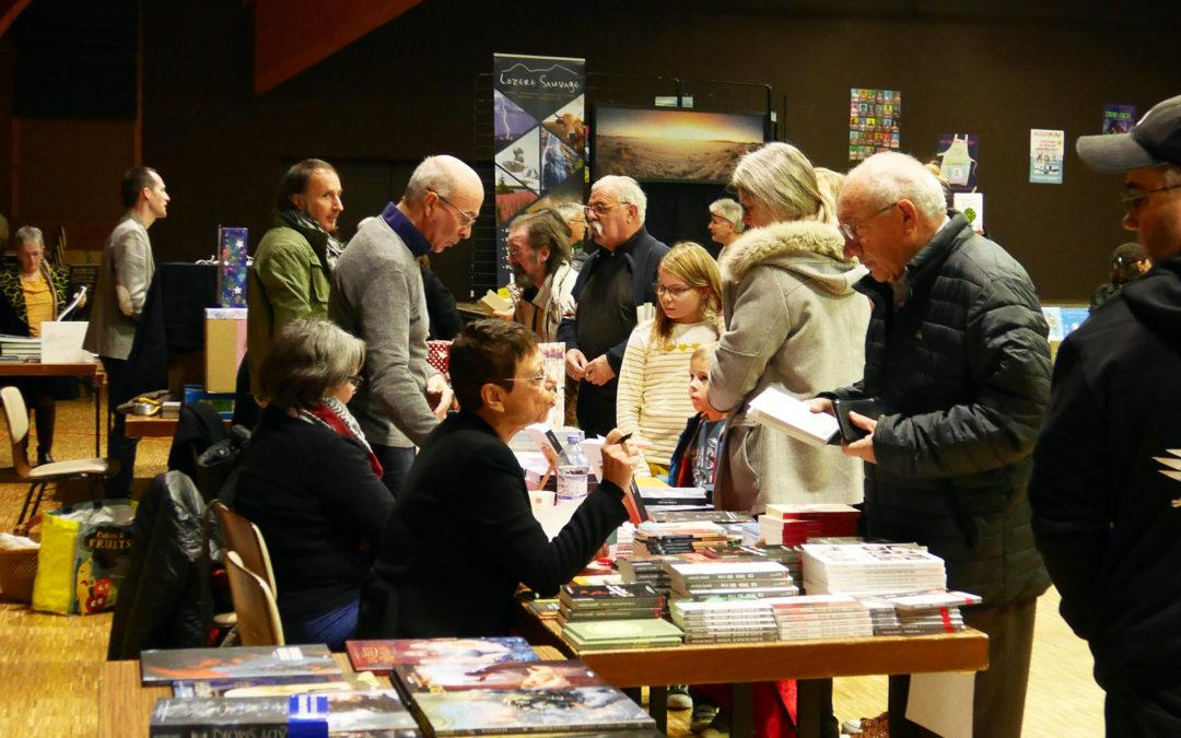 Grand succès pour le 10ème Salon du Livre
