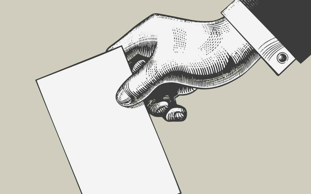 Élections municipales : on peut s'inscrire sur les listes jusqu'au 7 février