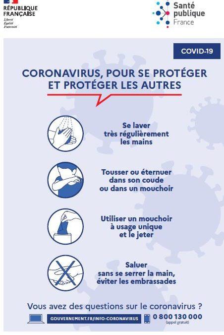 Coronavirus : toutes les mesures de prévention en place pour les élections