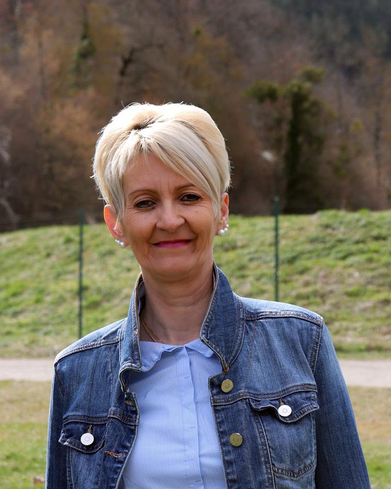 Ghislaine VIDAL