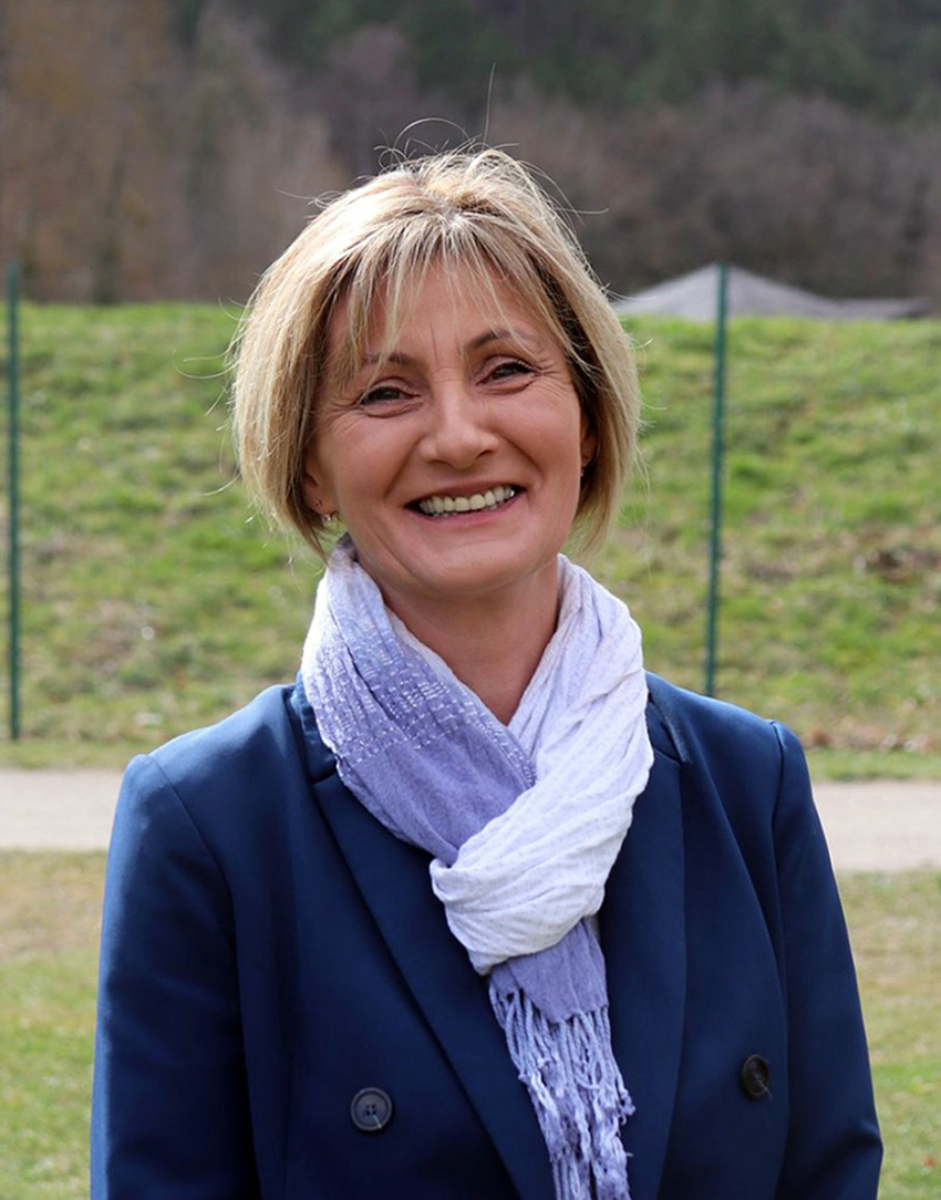 Patricia BREMOND